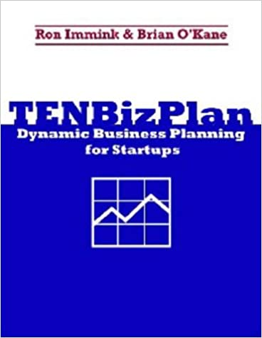 Read TENBizPlan: Dynamic Business Planning for Start-Ups PDF, azw (Kindle), ePub, doc, mobi