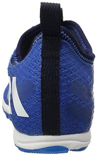 Scarpa Da Running Adidas Performance Mens Xcs Da Corsa In Acciaio Tech / Bianco / Blu Shock