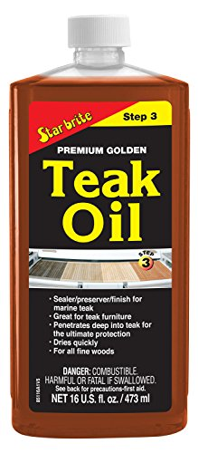Star brite 085116PW Premium Teak Oil 16 ()