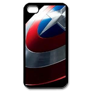 iPhone 4,4S Phone Case Classic movie Captain America 3N94057