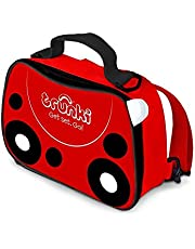 Trunki 2-in-1 Lunchbag backpack, Red