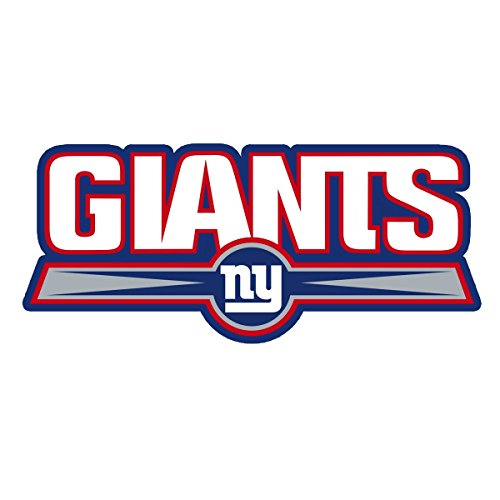 New York Giants OriginalStickers0567 Set Of Two (2x) Stickers , Laptop , Ipad , Car , Truck , Size 4 inches on Longer Side