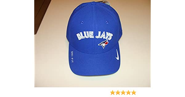 more photos 6446c a248c Toronto Blue Jays MLB Baseball Hat Cap Dri Fit Fabric Mix Flex Fit Hat, Baseball  Caps - Amazon Canada