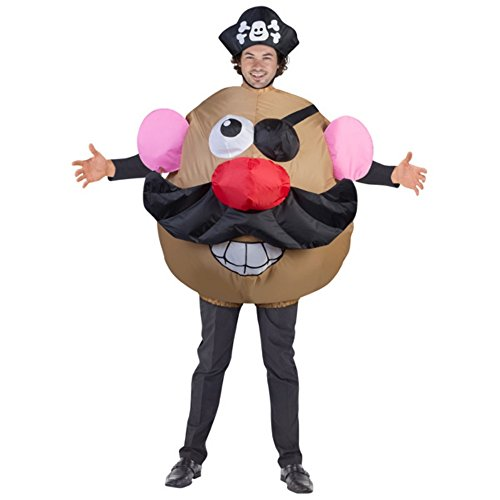 Mr Potato Head as Pirate Airblown Inflatable Adult Costume for $<!--$28.99-->