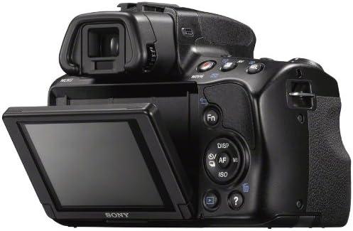 Sony SLT-A37Y - Cámara réflex digital de 16.1 Mp (pantalla de 2.7 ...
