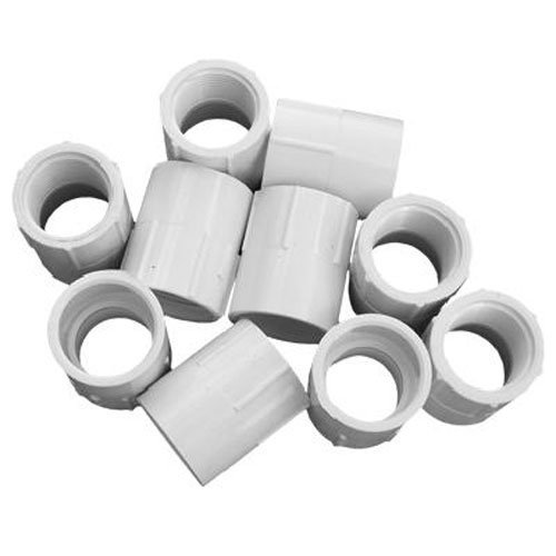 - Genova Products 30307CP 3/4-Inch Female Iron Pipe Thread PVC Pipe Adapter Slip by Female Iron Pipe Thread - 10 Pack