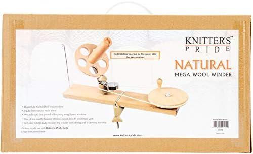 Knitter's Pride Natural Series Ball Winder