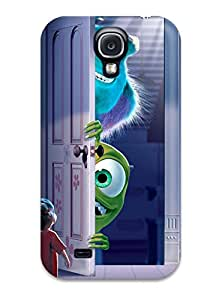 Jennifer E. Baker's Shop Durable Monsters Back Case/cover For Galaxy S4