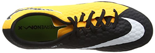 de III black Orange Homme Hypervenomx white Laser Orange vert Volt Chaussures NIKE Phelon TF Football white Black q1EwX