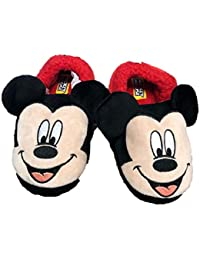 7ab9a702cecbc Disney Boys Original Slide on Slippers Minnie Mouse