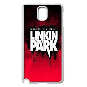 AinsleyRomo Phone Case Linkin Park Music Band series pattern case For Samsung Galaxy NOTE4 Case Cover *LIN-PA3393