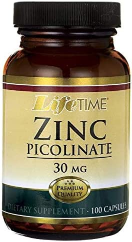 Lifetime Picolinate Mineral Supplements Count product image
