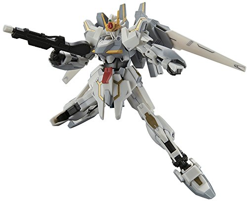 Bandai Hobby HGBF 1/144 Lunagazer Gundam Build Fighters A-R Action Figure