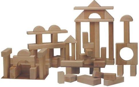 Beka Blocks Deluxe Set, Traditional 68 piece set