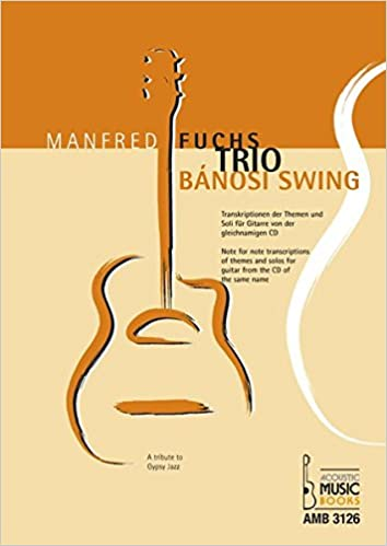 Manfred Fuchs And Andreas Oberg Gypsy Jazz Workshop Book And Audio Temp