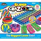 Amazon Com Cra Z Art Cra Z Loom Ultimate Color Craze