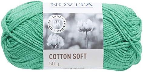 Novita - Ovillo de lana (2 piezas), color verde: Amazon.es ...