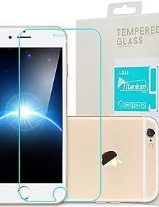 Películas Protectoras, loli marca membrana de vidrio templado caso cine móvil iPhone6 ??/ 6s