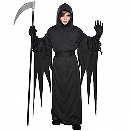 Black Terror Robe Costume - One Size
