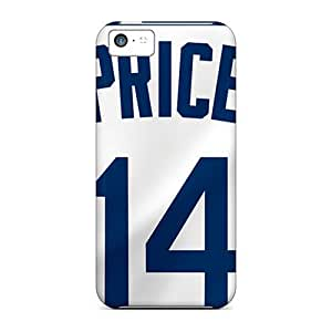 New Design Shatterproof HLfptQb899BXBGl Case For Iphone 5c (player Jerseys)