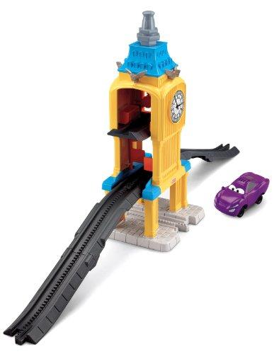 Fisher-Price GeoTrax Disney/Pixar Cars 2 Escape from Big Bentley