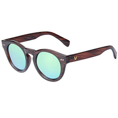 JO Polarized Womens Wayfarer Fashion Vintage Retro Metal Designer Sunglasses JO2318 - Prescription Sunglasses Can Online I Order