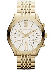 Michael Kors Brookton Chronograph Gold-Tone Stainless Steel Ladies Watch MK5762