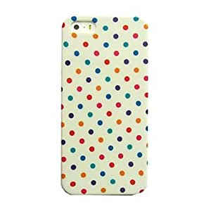 LZX Faillette Pattern Hard Case for iPhone 5/5S