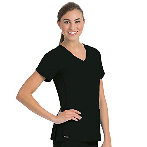 Greys Anatomy Active Womens V Neck product image