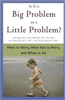 Book Is It a Big Problem or a Little Problem?: When to Worry, When Not to Worry, and What to Do