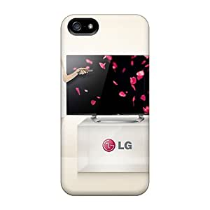 Cute Appearance Cover/tpu Tcg7721NQjM Girls&8217; Generation Lg 3d Tv Wallpaper 04 Case For Iphone 5/5s