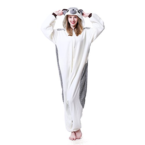 Psy Shoes Costume (Dobelove Unisex Hedgehog Onesie Costume Adult Pajamas (M, Hedgehog))