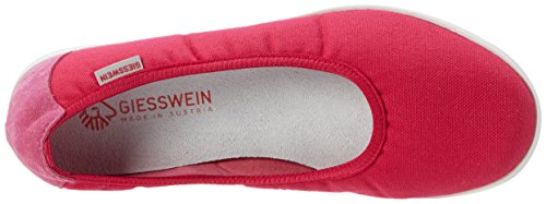 Giesswein Drees, Bailarinas para Mujer Rosa (364 / Himbeer)