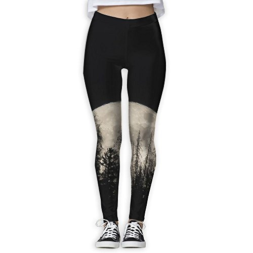 Shzfs Luc Supermoon Colorado Female Stretch Yoga Pants Cute Yoga Tights