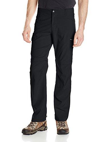 Convertible Full Leg Pant (Columbia Men's Silver Ridge Stretch Convertible Pants, 36