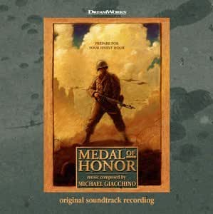 Michael Giacchino Various Artists Medal Of Honor