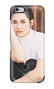 AnnaSanders Design High Quality Demi Moore Charmings People Women Cover Case With Excellent Style For Iphone 6 Plus