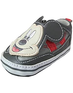 Disney Mickey Mouse Baby-Boys Sneakers