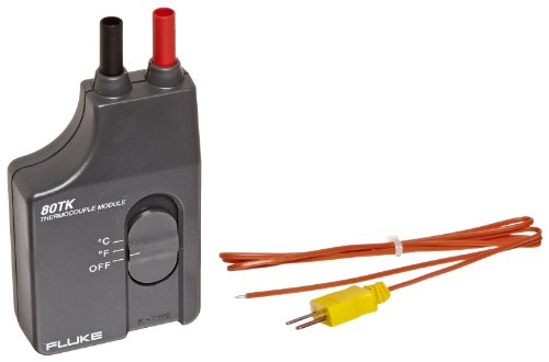 - Fluke 80TK Thermocouple Module