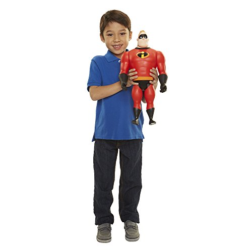The Incredibles 2 Mr. Incredible Action Figure, 18 Inches -