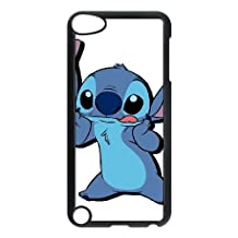 iPod Touch 5 Case Black Disney Lilo & Stitch Character Stitch 06 Trgqw
