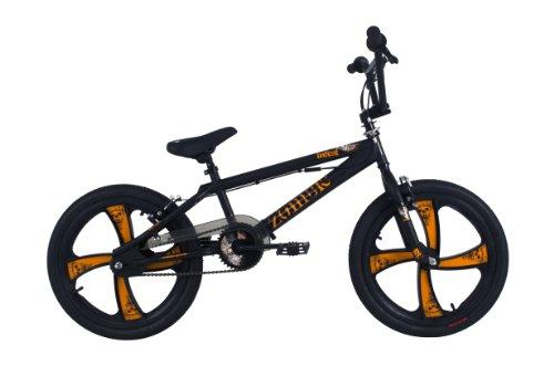 Zombie Infest - Bicicleta infantil BMX para niño, para todas las ...