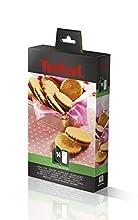 Tefal XA801412 Snack Collection – Molde para galletas como accesorio para plancha para gofres