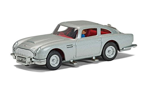 Corgi James Bond 007 50th Anniversary DB5 Thunderball Aston Martin Vehicle (Corgi James Bond Car With Ejector Seat)
