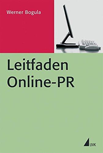Leitfaden Online-PR (Praxis PR)