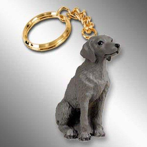Conversation Concepts Weimaraner Tiny Ones Dog Keychains (2 1/2 in)