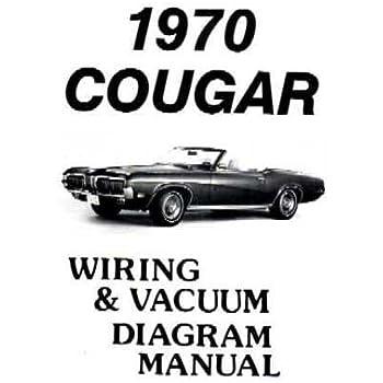 1970 mercury cougar wiring diagrams schematics