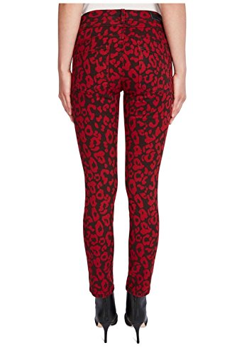 Jeans Donna Oui Jeans Red Donna Oui Black gqgFI1t6w