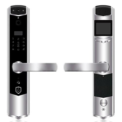 Electronic Keyless Smart Door Lock - Digital Button Door Key