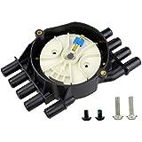 Ignition Distributor Cap Rotor Kit Brass Terminals For Chevy GMC Vortec V8 Suburban 2000-96 5.0L / 5.7L